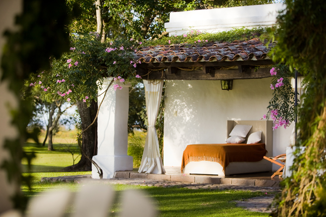 House of Jasmines is one of many luxe hotels in Argentina.