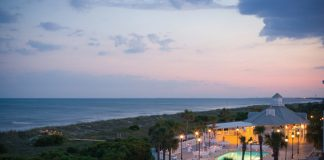 Wild Dunes Resort in Charleston, South Carolina.