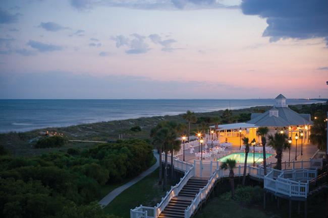 Wild Dunes Resort in Charleston, South Carolina.