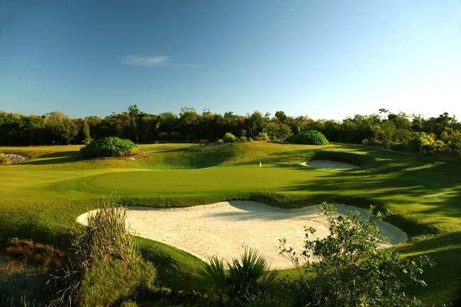 Moon Palace Golf Spa Resort.