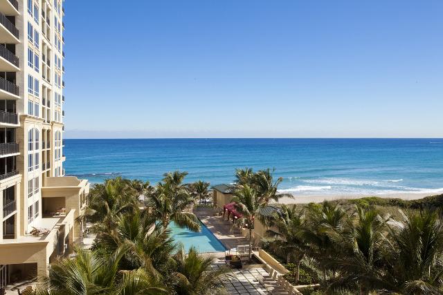 The Palm Beach Marriott Singer Island.