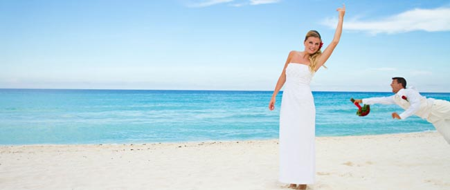 Earn more commission on Mexico weddings with Sandos.