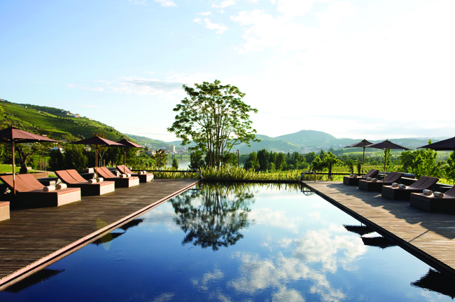 Six Senses Douro Valley in Portugal.