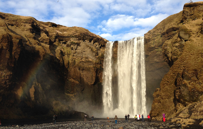 Bookings to Iceland have more than doubled in past 12 months.