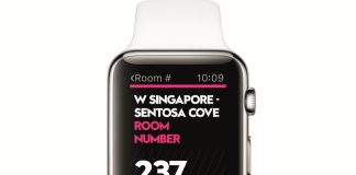 Starwood Hotels launches the SPG App for the Apple Watch.