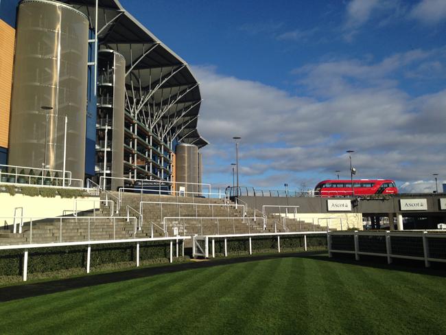Ascot Racecourse England