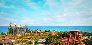 Atlantis Paradise Island Aquaventure.