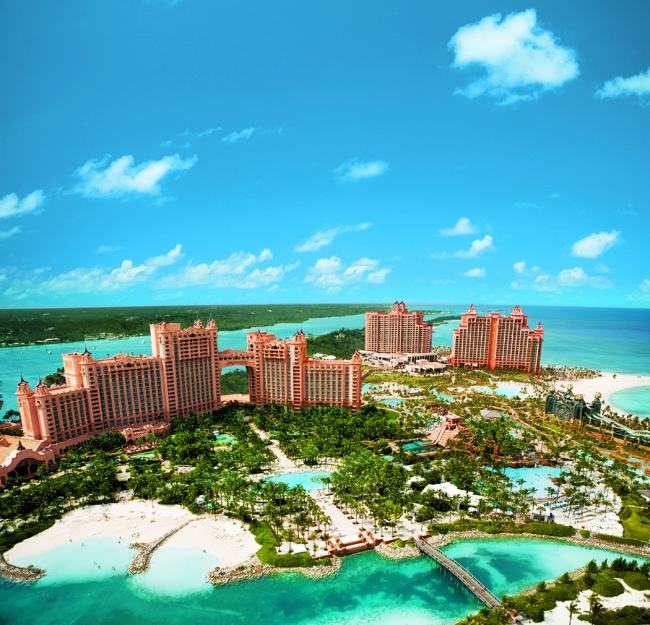 Atlantis, Paradise Island.