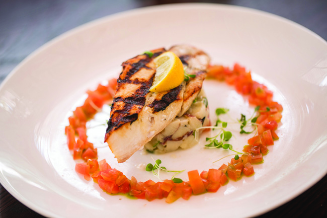 : Barbados' Colony Club  offers a Bait to Plate excursion.