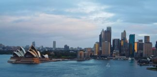 Collette opens an office in Sydney.