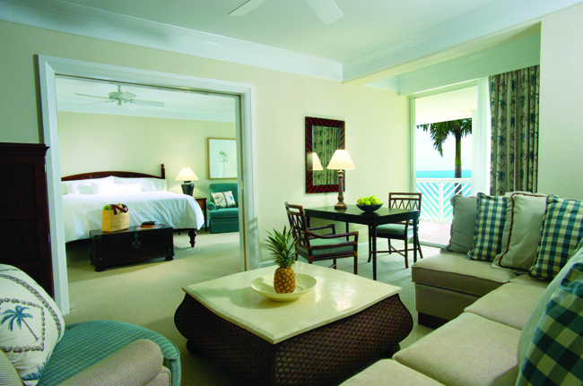 Grand Lucayan Suite.