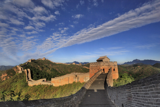 See the Great Wall of China with Pacific Delight Tours.
