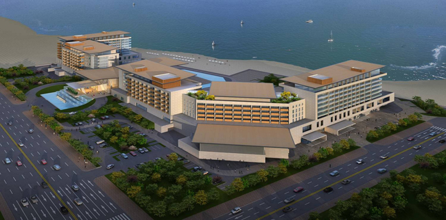 Le Meridien Jiaonan Resort will open this fall in Qingdao, China.