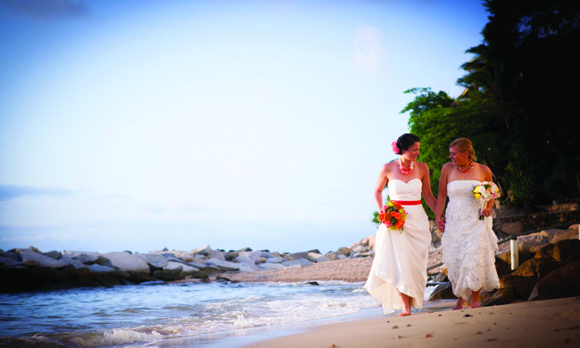 Costa Sur Resort & Spa in Puerto Vallarta is ideal for LGBT destination weddings (photo credit: MacMex Photography)