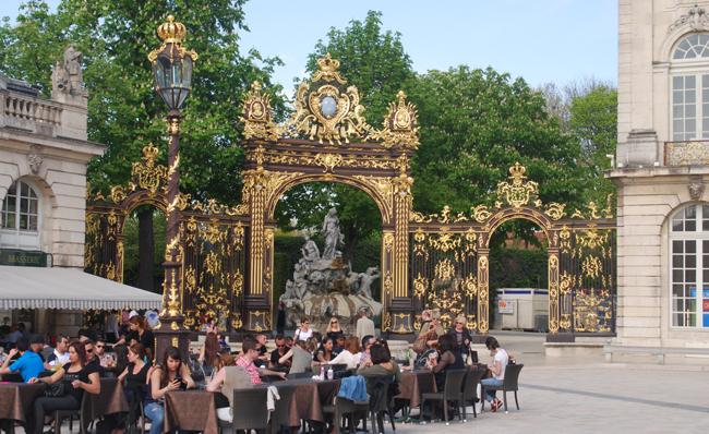 Nancy, France.