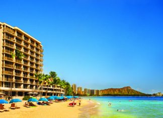 Outrigger Reef Waikiki Beach Resort.
