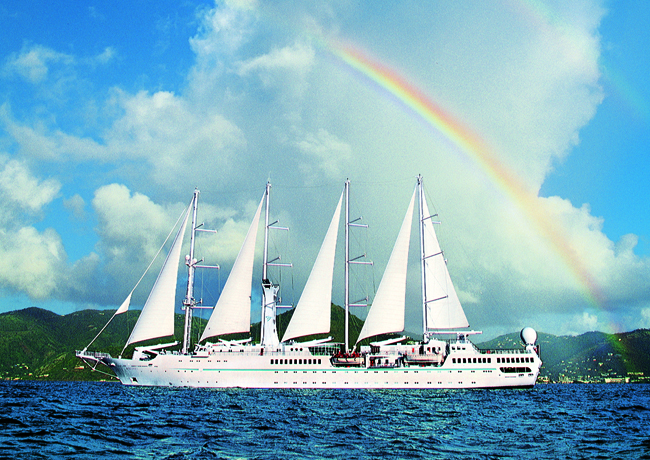 Windstar Cruises offers agent rates.