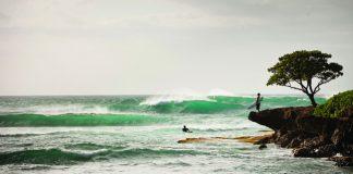 Turtle Bay Resorts' The Point Surf Break.