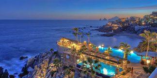 Aerial view of Welk Resorts Sirena del Mar.