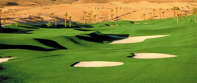 The Jack Nicklaus-designed Bear's Best golf course.