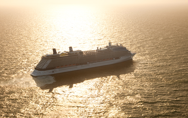 Celebrity Cruises is offering agent incentives and suite benefits.