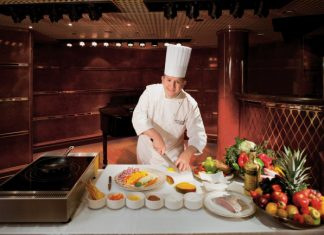 Chef David Blisland leads Silversea's culinary program.