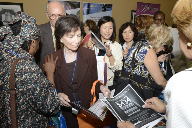 Attendees at last year's Annual Caribbean Week New York event.