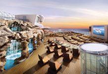 Norwegian Cruise Line's 4,200-passenger Norwegian Escape.