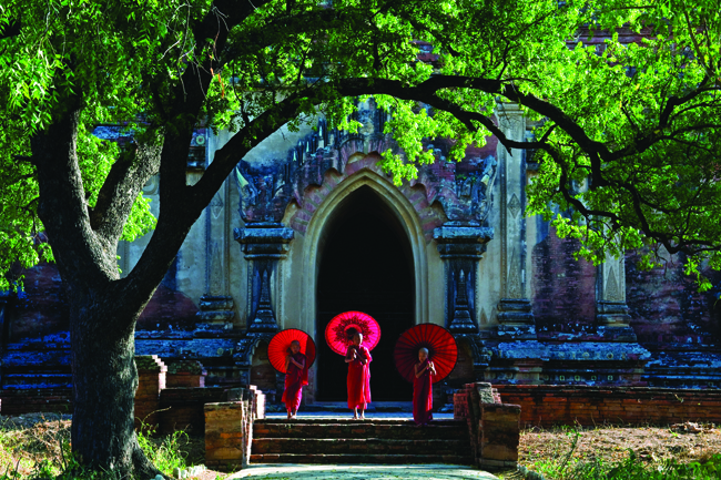 Insider Journeys takes travelers to Burma