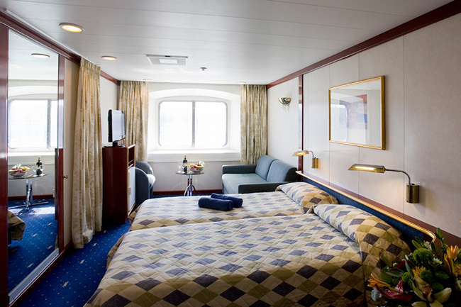 Celestyal Cruises' Celestyal Cristal.
