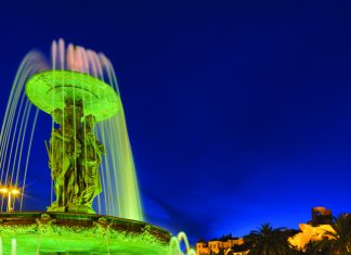 Malaga, one of Andalucia's must-see destinations, offers a cultural kaleidoscope. (Andalucia Tourism Board)