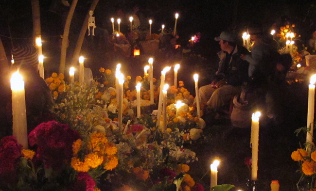 Tia Stephanie Tours' Day of the Dead: Michoacan.