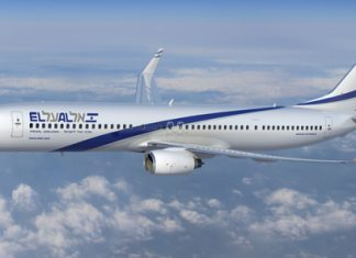 El Al Israel Airlines starts nonstop service between Boston and Israel.