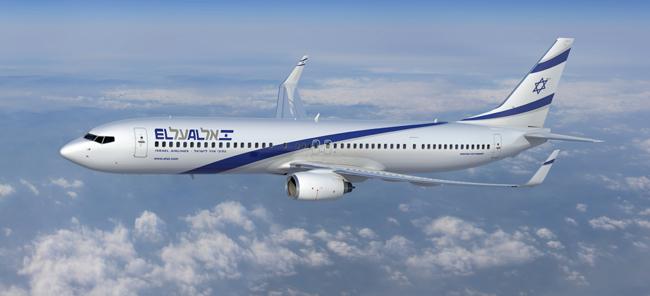 El Al Israel Airlines starts nonstop service between Boston and Israel.
