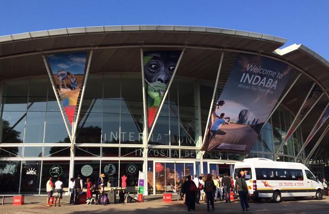 INDABA 2015 at Durban.