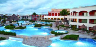 The Hard Rock Hotel Riviera Maya is one of two properties in Mexico offering the Rock Royalty Level program.