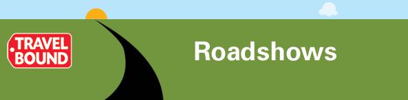 Travel  Bound Road Show