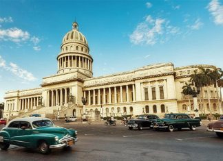 Travelers can explore Havana with AdventureSmith Explorations' People to People cruise itinerary to Cuba.