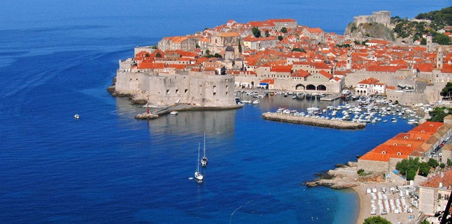 Travelers can customize their Central Holidays' tours of Dubrovnik.