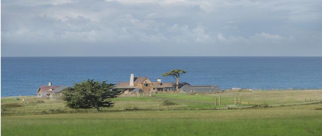 Views of the The Inn at Newport Ranch.