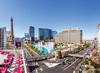 Book your clients a trip to Vegas during Vegas Season.