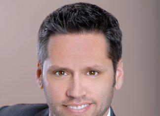Adolfo Perez, Carnival's new v.p. of trade sales and marketing.