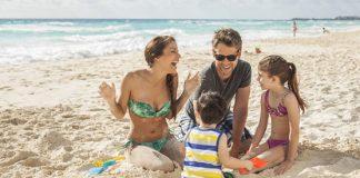 Family fun at Fiesta Americana Resort Collection.