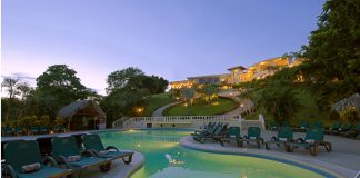 The Occidental Grand Papagayo Resort.