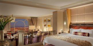 The Luxury Suite at The Venetian in Las Vegas.