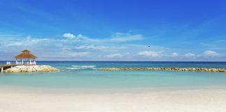 Views of Ziva Beach.