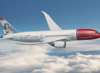 Norwegian Airlines adds service to Martinique.