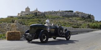 Corinthia Palace Hotel & Spa offers VIP access to the Mdina Grand Prix.