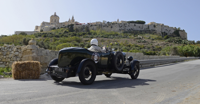 Corinthia Palace Hotel & Spa offers VIP access to the Mdina Grand Prix.