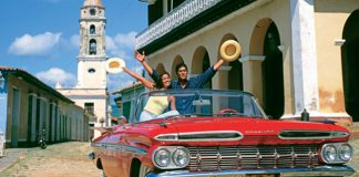 Visit Cuba with TA Fams. (Photo courtesy of TA Fams.)